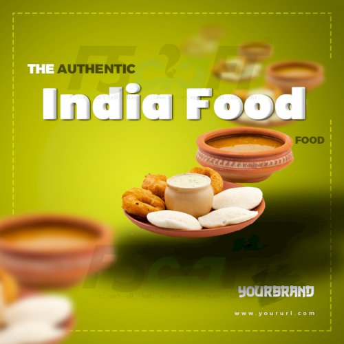 Food Product Poster 10