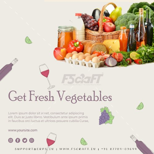 Food Product Poster 20