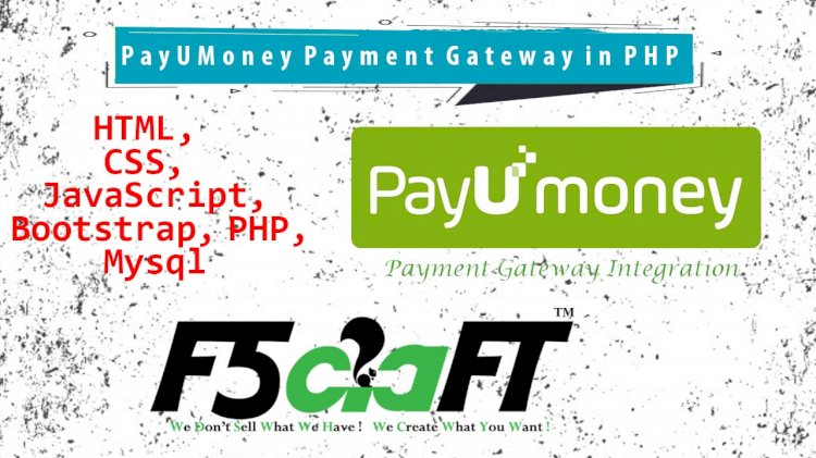 PayUMoney payment gateway integration in php