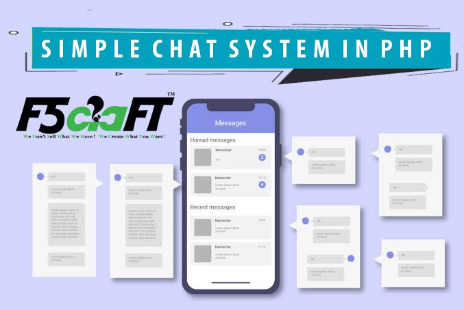 OLINE SIMPLE CHAT SYSTEM IN PHP WITH SOURCE CODE