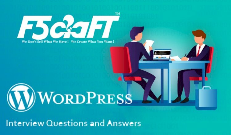 WordPress Questions For Interview 2020