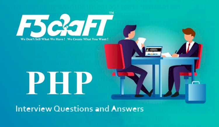 PHP Questions For Interview With Answers 2020