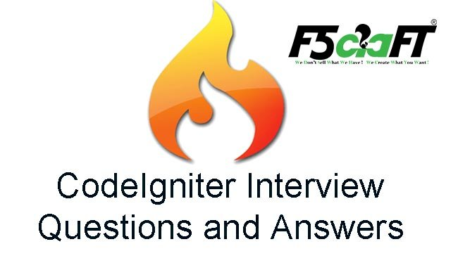 CodeIgniter Interview Questions and Answers